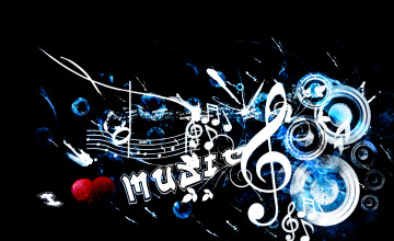 Musical Backgrounds Wallpapers