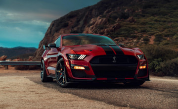 Mustang 2020 Wallpapers