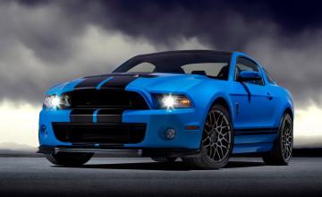 Mustang Gt500 Wallpaper