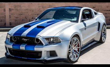 47 Mustang Need For Speed Wallpaper On Wallpapersafari