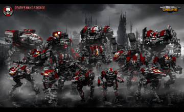 MWO Wallpapers