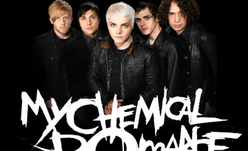 My Chemical Romance iPhone Wallpaper