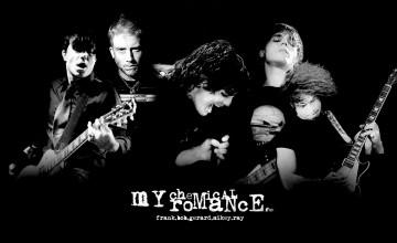 My Chemical Romance Wallpaper HD