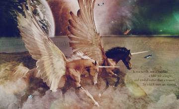 Mythical Fantasy Wallpaper