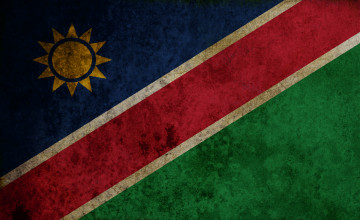 Namibia Flag Wallpapers