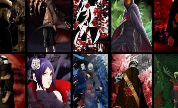 Naruto Akatsuki Wallpaper