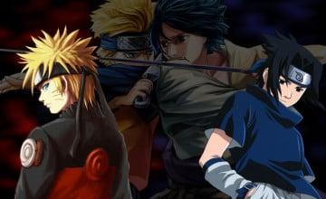 Naruto And Sasuke Wallpapers