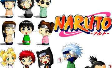 Naruto Chibi Wallpapers