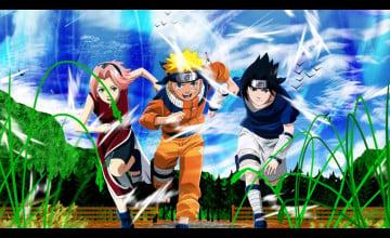 Naruto HD Wallpapers 1366x768