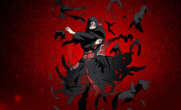 Naruto Itachi Wallpaper