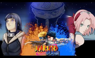 Naruto vs Sasuke Wallpaper Shippuden