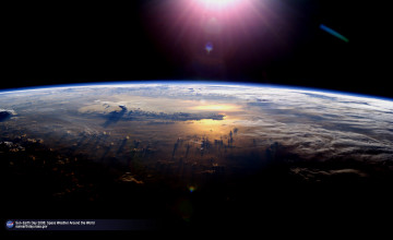 NASA Earth Wallpaper