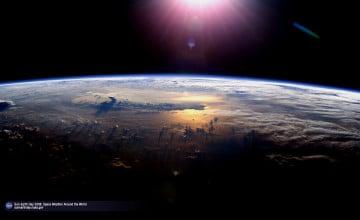 NASA Earth Wallpaper