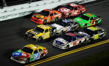 NASCAR 88 Wallpaper