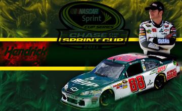 NASCAR Wallpaper Dale Jr