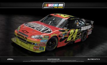 NASCAR Wallpaper Jeff Gordon