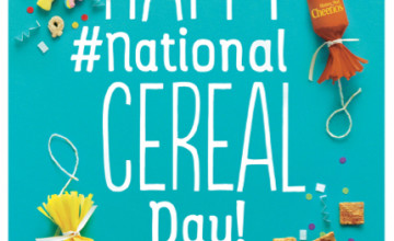 National Cereal Day Wallpapers