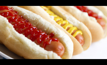 National Hot Dog Day 2019 Wallpapers