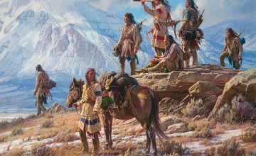 Native American Desktop Wallpaper