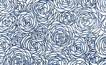 Navy Removable Wallpaper