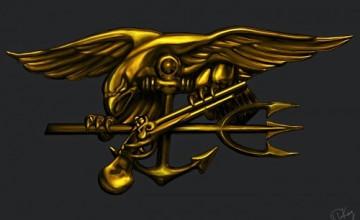 Navy Seal Logo Wallpaper