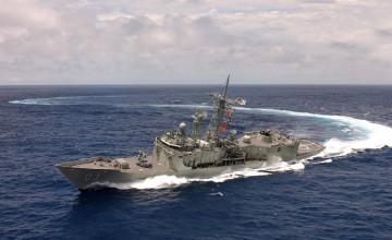 Navy Ships Wallpaper