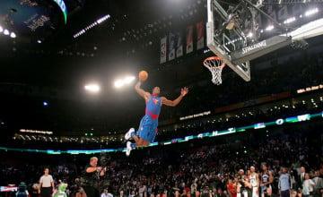 NBA Dunks Wallpaper