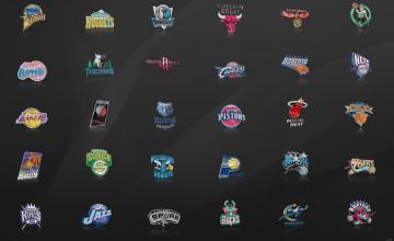 Nba Team Logos Wallpaper 2015