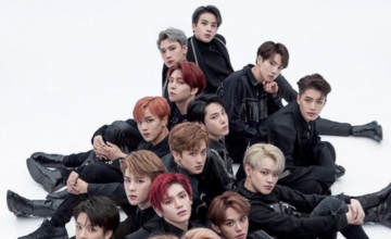 NCT Black On Black Wallpapers