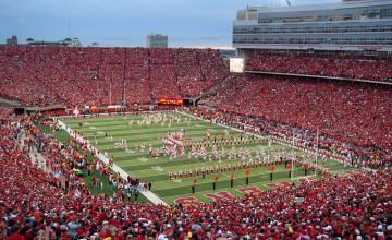 Nebraska Football Stadium Wallpaper