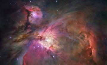 Nebula Desktop Wallpaper