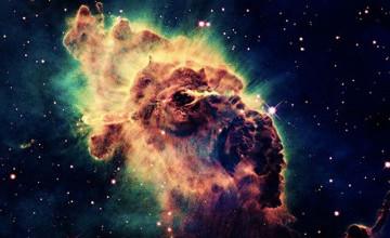 Nebula iPhone Wallpaper