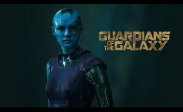 Nebula Marvel Wallpapers