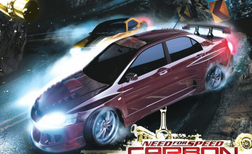 Need For Speed Carbon Wallpaper
