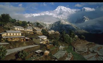 Nepal Wallpaper HD