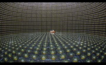 Neutrino Wallpaper