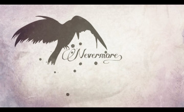 Nevermore Wallpaper