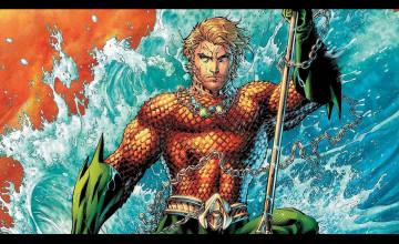 New 52 Aquaman Wallpaper