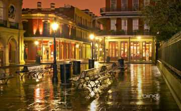 New Orleans HD Wallpaper