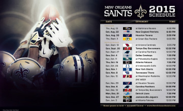 New Orleans Saints Wallpapers 2015