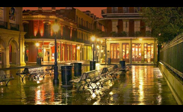 New Orleans Screensavers and Wallpaper