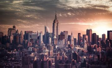 New York City Wallpaper 4K