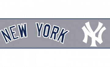 New York Yankees Border Wallpaper