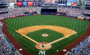 New York Yankees Stadium Wallpaper