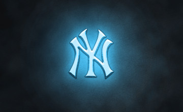 New York Yankees Wallpaper Logo