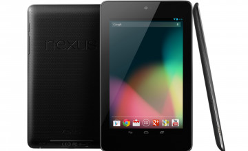 Nexus 7 Tablet Wallpaper
