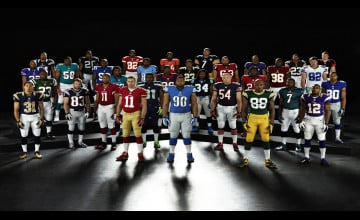 NFL Football Players Wallpaper