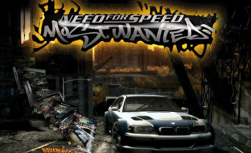 Nfs Most Wanted Wallpaper