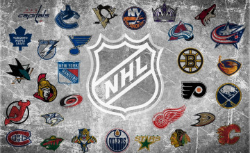 Nhl Logo Wallpaper
