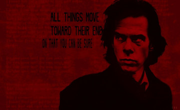 Nick Cave Wallpapers